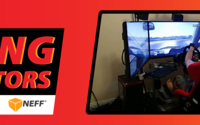 80/20 DIY Racing Simulator Rigs