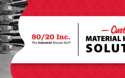 80/20 Custom Material Handling Solutions