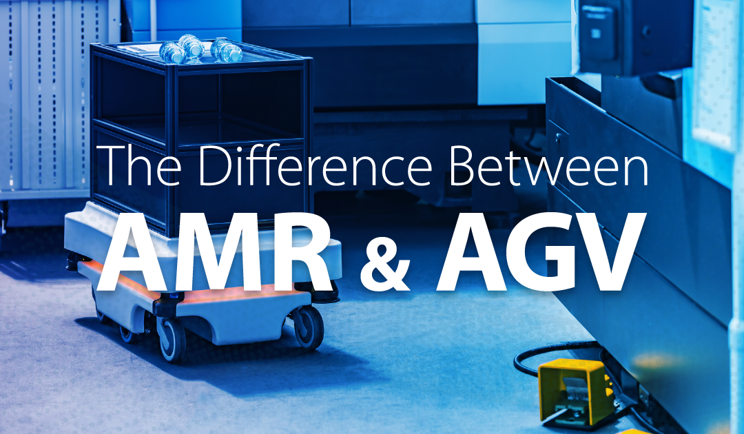 The Difference Between AMR and AGV