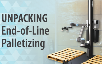 Unpacking End-of-Line Palletizing