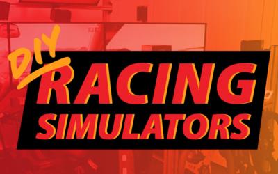 80/20 DIY Racing Simulator Rigs