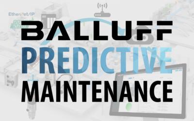 Balluff Predictive Maintenance