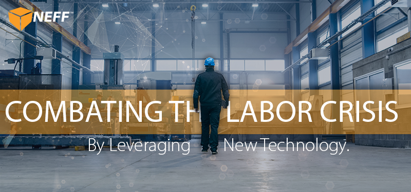 Combating the Labor Shortage in Manufacturing