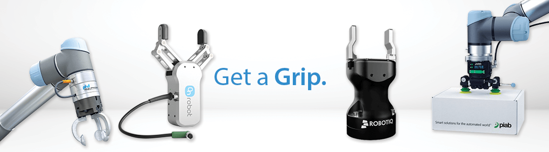 Gripper Systems for Collaborative Robots – An Extra Pair of Hands