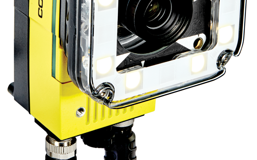 Solve Challenging Deep Learning Applications with the All New Cognex In-Sight D900