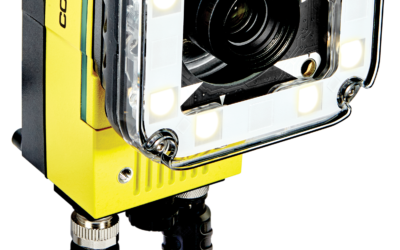Introducing the Cognex In-Sight D900
