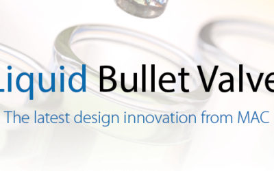 Mac Liquid Valve: The Latest Design Innovation From MAC.