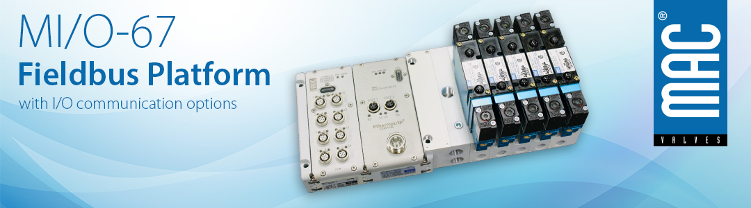All New MI/O-67® Fieldbus Platform
