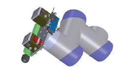 UR End of Arm Tooling Design