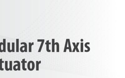 PHD's Modular 7th Axis Linear Actuator