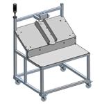 Stamping Machine Diverter Table