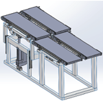 Quad Conveyor System