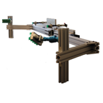 Adjustable Robot Vacuum EOAT