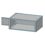 Gantry Enclosure with Machine Vision