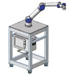 UR5 Robot Table