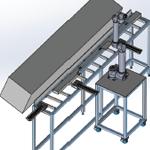 Lumber Processing EOAT