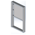 Vertical Sliding Door